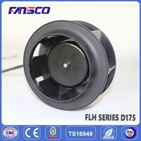 New design DC FLH175/042C-2201C car roof air fan with great price