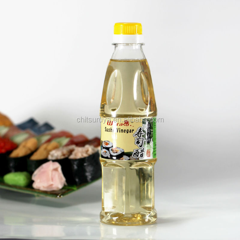 600ml Seasoned Sweet Vinegar for Sushi Rice