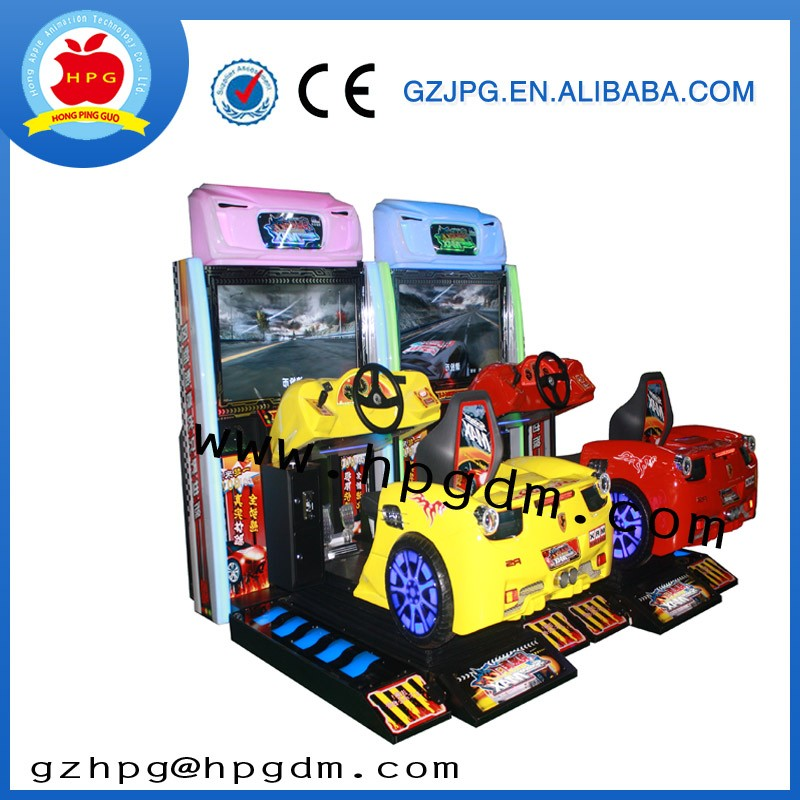 The most popular indoor max TT super bike arcade racing 2 player game machine