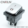 IP67 Waterproof 220V lamp Rocker switch