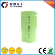 size d nimh battery ni-mh d 1.2 v 10000mah rechargeable battery