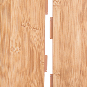 Wholesale artistic interlocking waterproof PVC laminate wood flooring