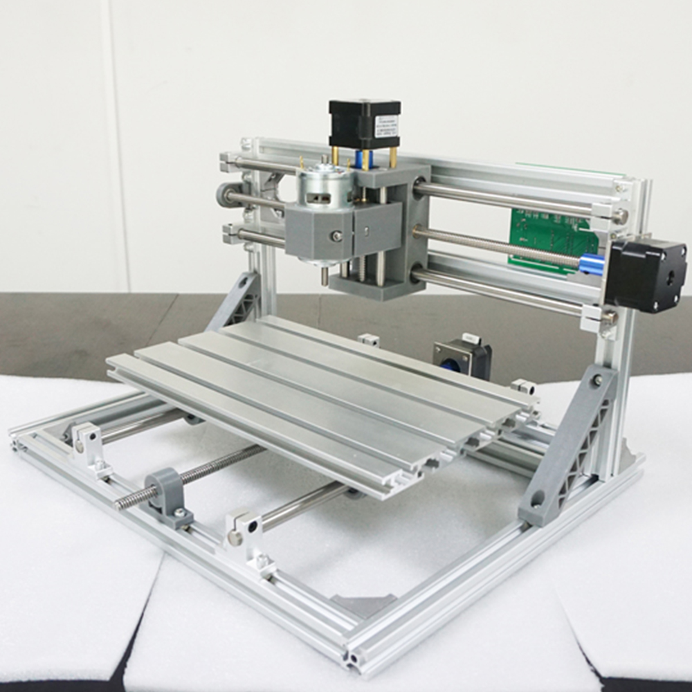 GRBL Control Diy Mini <strong>Cnc</strong> 3018 Pcb Milling Woodworking Laser Cutting Machine