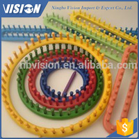 Hot Sale High Quality Plastic Knitting Loom Set