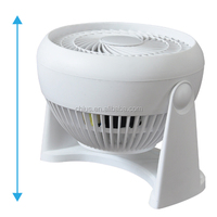 Air Circulator Fan With Turbo