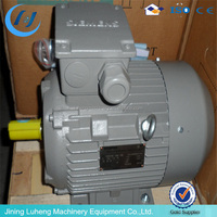 Three phase foot mounting electric siemens motor