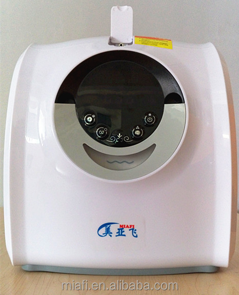 1 liter adjustable mini used portable home zeolite molecular sieve airsep oxygen concentrator