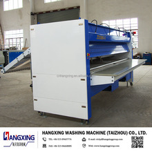 Laundry hotel sheet folding machine
