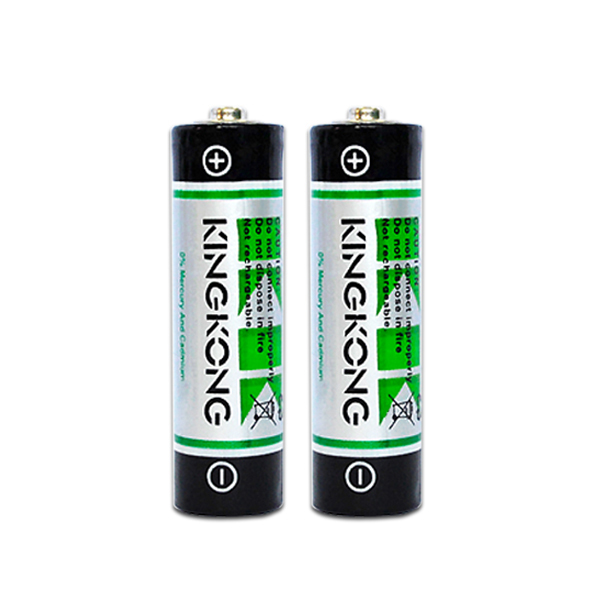 1.5V AA R6 UM3 zinc carbon battery