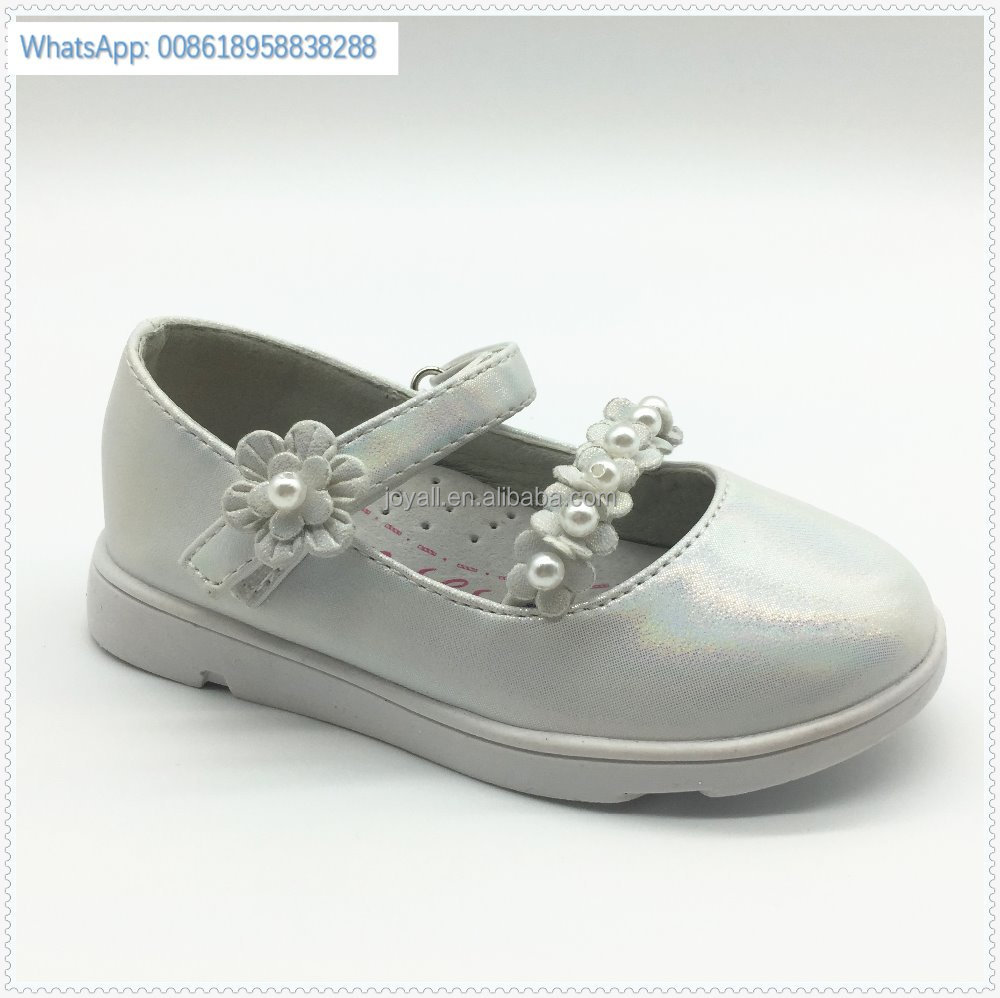 baby girls comfortable beautiful latest flower cheap fancy mary jane shoes