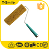 Green PVC handle high pile sponge gavelock roller brush