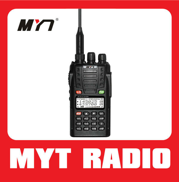 chinese portable radio with good performance MYT -UV98