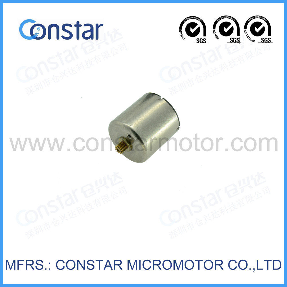 Diameter 17mm length 18mm toy aircraft dc motor,low current coreless motor
