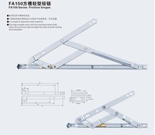 Casement window hinge FA150