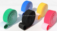 100% Nylon Soft Self Adhesive Hook And Loop Back To Back Tape