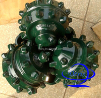 api water well tricone tci rock roller bit used drilling equipment