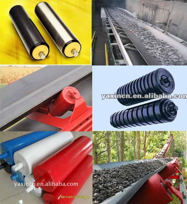89mm conveyor spare trough carrier idler for belt conveyor made by Professional manufacturer