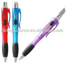 Multifunctional Ballpen with knife
