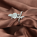 premier new design 925 sterling silver rings jewelry women
