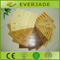 Eco and beautiful bamboo wall paper from China!