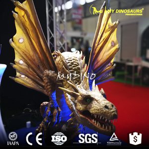 MY Dino WD-37 Remote Control Animatronic Dragon 3D Model