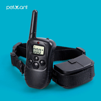 LCD Remote Pet Training Collar Electric Dog Collar