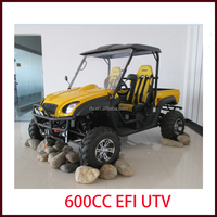 600cc utv 4x4 all terrain vehicle 2017 new design 2 seat utility buggy 600cc UTV/ATV 4x4 with EEC