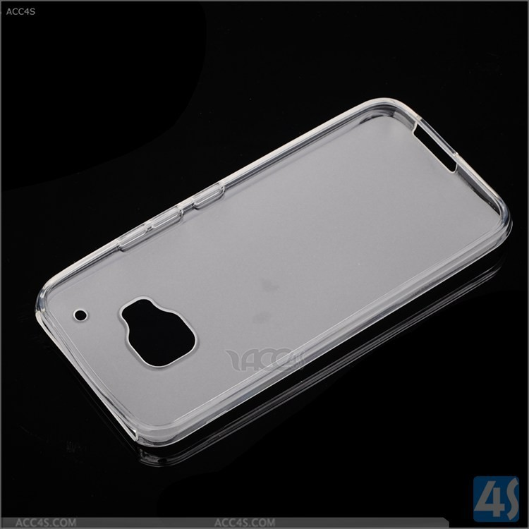 New hot selling paypal accept back soft cover cell phone tpu case for htc m9