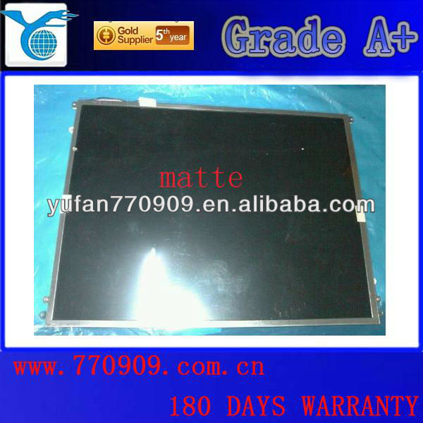 Grade A+ HV121P01-101 without digitizer and glass LCD Panel 180 days warranty