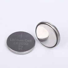 Cr2032 Coin Cell Lithium Battery 3V 240mA high Capacity button cell battery Cr2032