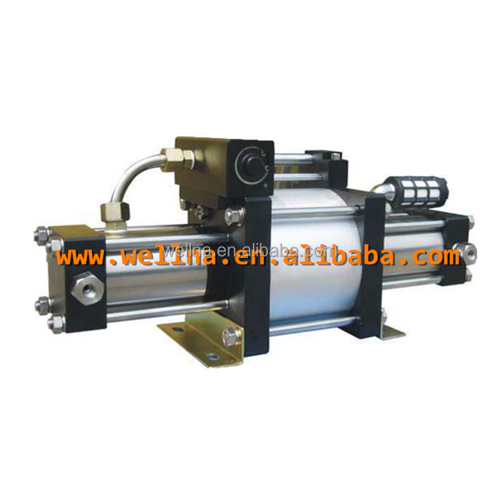 High quality air filling nitrogen booster pump