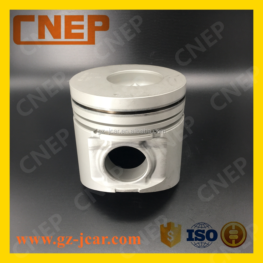 Hot selling Custom Auto Spare Parts 4D56T Diesel Piston