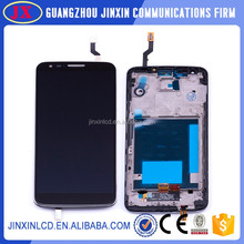 No Dead Pixcel mobile phone display for lg g2 mini d618 d620 lcd touch screen