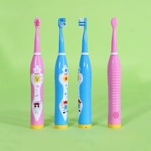 Soft Color Oral Kids Electric Custom Toothbrush
