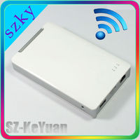 2014 Newest 2.5'' Wireless Hard Drive Wifi HDD Enclosure Hard Disk Drive