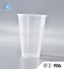 Food Grade BPA Free Transparent 7 oz Disposable Plastic Party Beer Cups