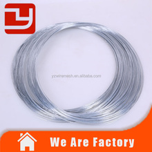 Awg 21 22 20 24 price list of binding electro galvanized iron wire