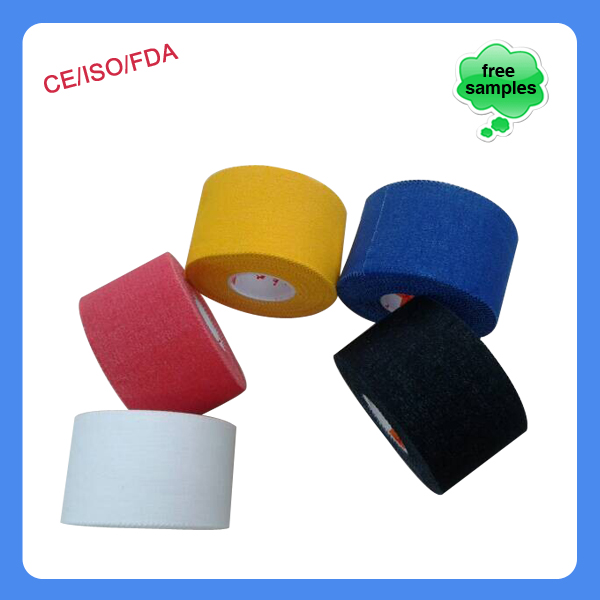 Oem Easy Tear Physic Colours Zinc Oxide Sport Tape