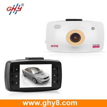 2.7inch LCD Screen HD 720p Night Vision Motion Detection Separate Dual Lens Camera Car DVR