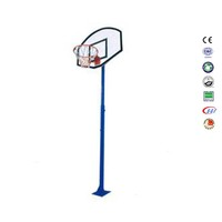Inground recreation basketball stand basketball pole price