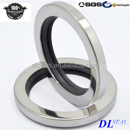 Air compressor shaft oil seals /single lip seals /double lips seals