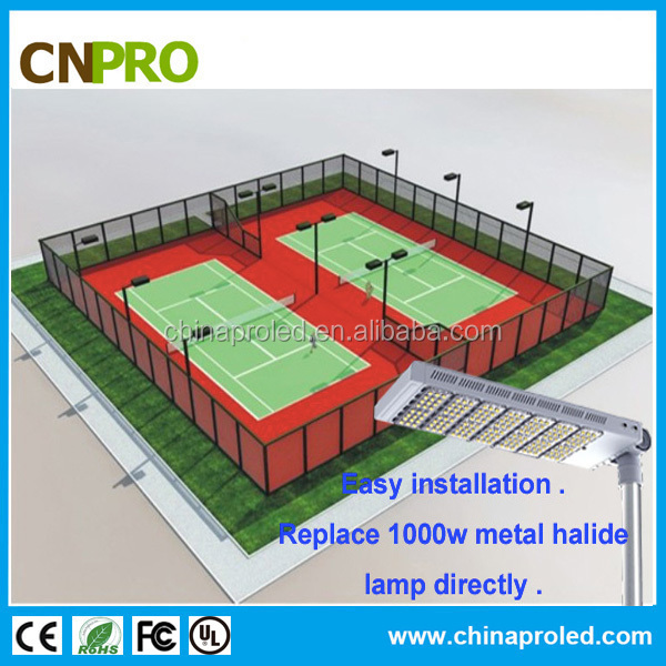 Best Sale 350W LED Tennis Court Flood Lights Equal To 1000W Metal Halide Lamp CE RoHS UL