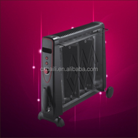 black color mica heater