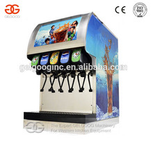 Post Mix Concentrate Cold Juice Dispenser/Pick and Mix Dispenser