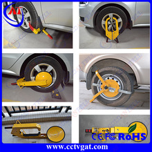 Anti-theft truck wheel clamp / best steering wheel lock for car parking management system