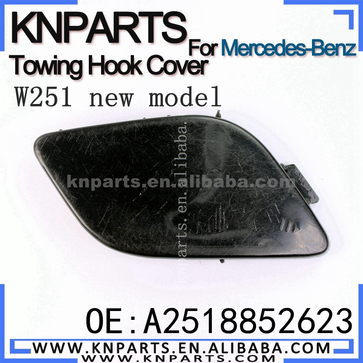 Front Bumper Tow Eye Cover For Mercedes R class W251 2011 model A2518852623