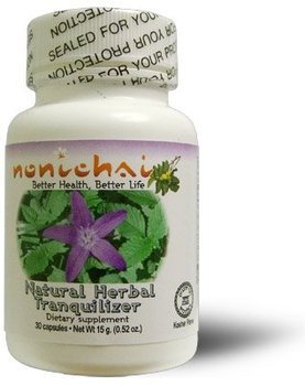 Natural Herbal Tranquilizer