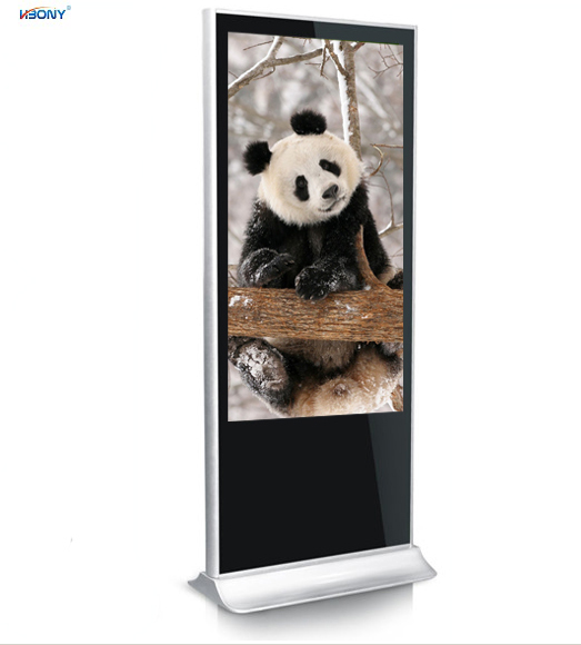 55inch led backlight LCD Digital signage /multiple advertising player