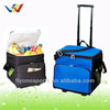 Wholesale cheap polyester insulated trolley cooler bag