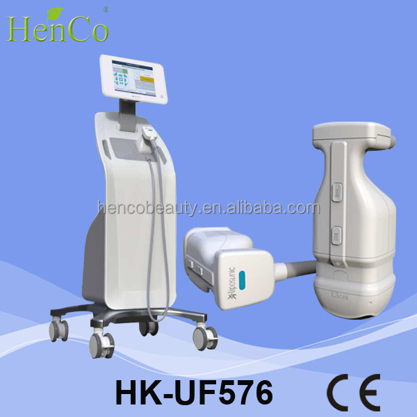 2016 new product liposonix machine / ultrashape machine/liposunic slimming machine